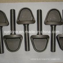 Customed Stahlschrauben mit CNC-Bearbeitung