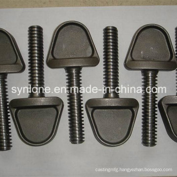 Customed Steel Bolts with CNC Machining