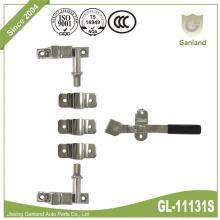 Trailer Rod Type Lock Cooler Door Lock 258-002SS