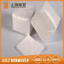spunlace tissu non-tissé coton jetable
