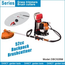 52cc Backpack gasoline brush cutter 4 in 1 DBC52BM