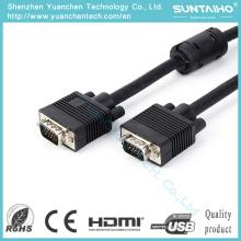 OEM nuevo 15pin macho a macho VGA Cable para computadora