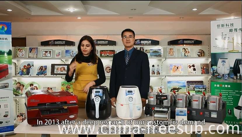 Sunmeta Mini 3D Sublimation Machine For Sales