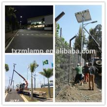 nouveau arrivé YANGZHOU économie d'énergie énergie solaire réverbère / solaire rue lumière prix liste