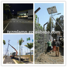 new arrived YANGZHOU energy saving solar power street light / solar street light price list
