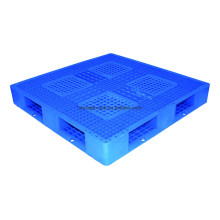 Palette d'entrepôt / palette en plastique empilable / Palette empilable