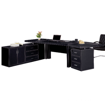 modern office executive leather desk with beautiful bright dark color upholstery mrx 908 beautiful bright office