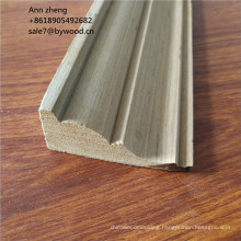 Recon teak wood ceiling cornice moulding crown mouldings wood decorative ceiling moulding