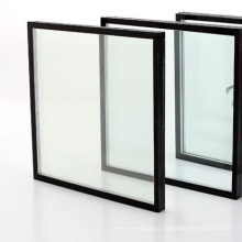 unbreakable tempered window low-e triple double insulated glass for curtain wall building