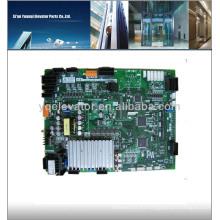 Mitsubishi elevador PCB P231709B000G23 elevador Tablero principal