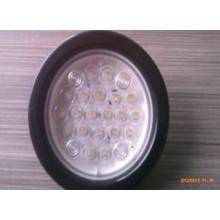 Round LED Stop Tail Turn Lamp