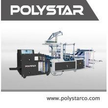Máquina de fabricação de sacos de polietileno