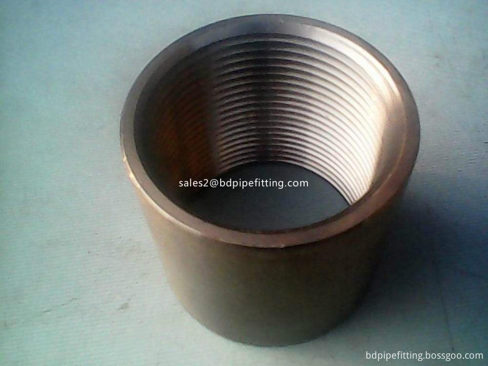A182 Forged Steel Pipe Fitting