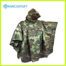Military Camouflage Poncho, Army Poncho Raincoat Poncho