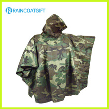 Poncho Camouflage militaire, armée Poncho imperméable Poncho