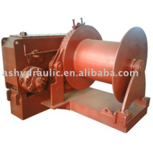 Treuil hydraulique 10 t
