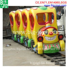 Outdoor Carnival Kiddie Rides Amusement Train Rides (DJ20140518)