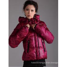 Women's Down Jacket Short Coat Fashion
