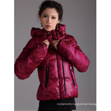 Women's Down Jacket Short Coat Fashion
