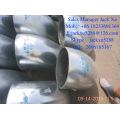 Industrial Grade Grade Standard Frosted quartz flange