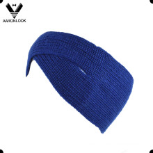 Women′s Fashion Cross Knitted Winter Hairband