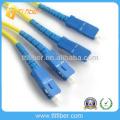 SC singlemode 9 / 125um hochwertiges Faseroptik-Patchkabel