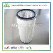 Polvo del filtro de aire del colector de polvo del cartucho de auto limpieza