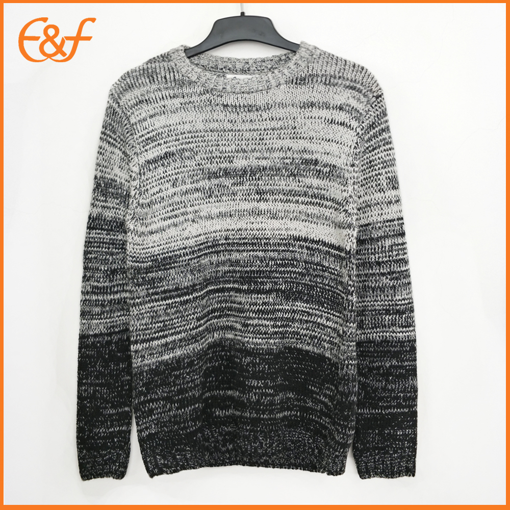 Granite color sweater