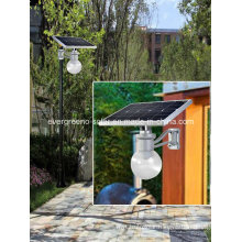 Apple Shaped Solar Garden Light Solar LED Garden Lamp