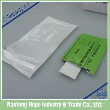 aiguille de sutures chirurgicales médicales avec fil