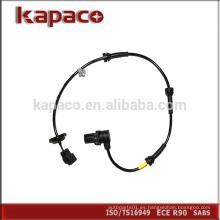 Sensor de velocidad de rueda delantera derecha abs 96473222 96959998 para CHEVROLET DAEWOO