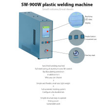 Máquina de solda ultra-sônica do ponto do PVC