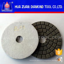 100mm Buff Angle Grinder Polishing Pads