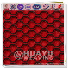 3D Polyester Patterned Mesh Knitted Fabric