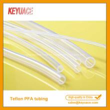 Tubo termocontraíble de alta transparencia PFA