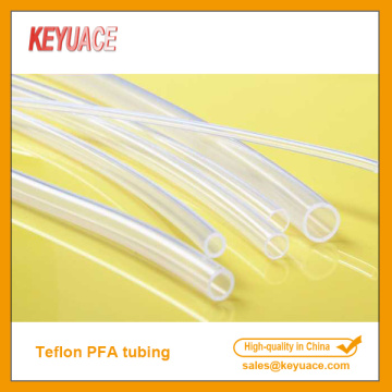 Telpa tinggi PFA Heat Shrinkable Tubing
