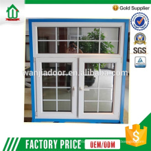 Competitive price and good view PVC tilt and turn windows