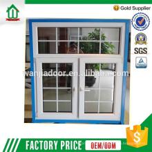 Preço competitivo e boa vista janelas de inclinação e viragem de PVC