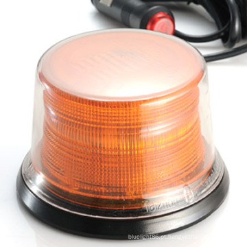 LEVOU a bola de fogo brilhante Super Mini teto luz sinal de advertência (AMBER HL-311)