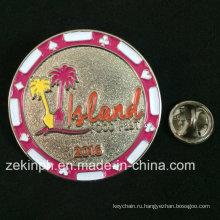 Гавайи Стиль Pin Отворотом Значка Ialand