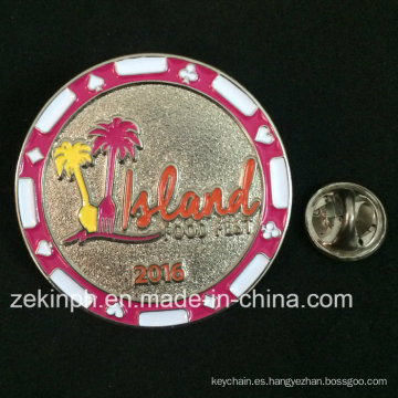 Insignia de Ionian Pin de la solapa del estilo de Hawaii