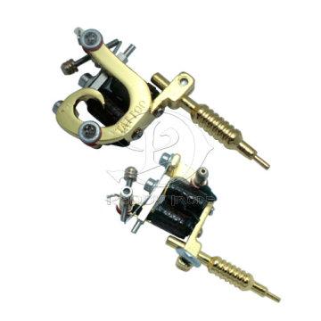 Machines de tatouage bobine Mini doré