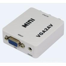 VGA to Composite (AV) Converter