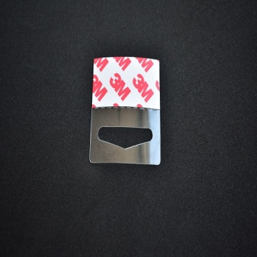Transparent Slot Hang Tab