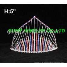 Tiaras de couronnes personnalisées