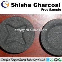 shisha narguilé charbon produit respectueux de l'environnement