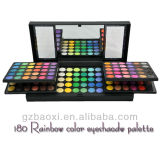 HOT Big Palette! Pro 180 color shimmer make up eyeshadow kit