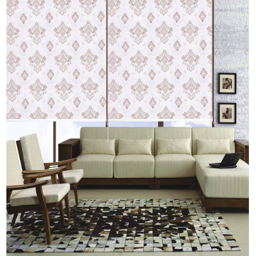 Cortinas enrollables Jacquard
