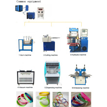 ODM for Silicone Bracelet Maker Equipment How to make silicone wristband by our machine supply to United States Exporter