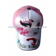 girls trucker hat with beautiful printing